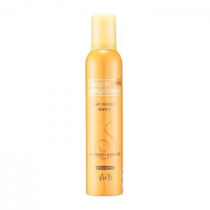 Мусс для укладки волос FLOR DE MAN Flowers Keratin Silkprotein Hair Mousse - 300 мл.
