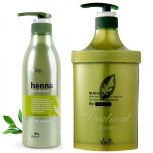Увлажняющая маска для волос Flor de Man HENNA Hair Treatment - 500/1000ml