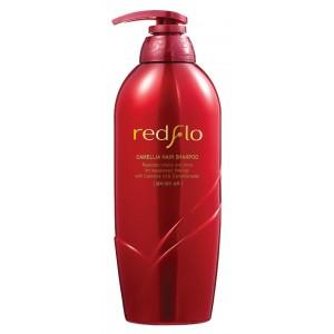 Увлажняющий шампунь для волос Flor de Man Redflo Camellia Hair Shampoo - 750ml