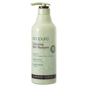 Витаминизированный шампунь для волос FLOR DE MAN Ecopure Vitalizing Hair Shampoo - 700ml