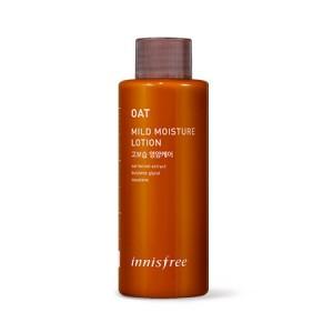 Смягчающий лосьон для увлажнения и питания кожи INNISFREE Oat Mild Moisture Lotion - 130ml