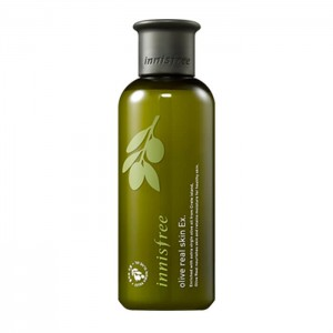 Тонер для лица с оливой INNISFREE Olive Real Skin EX - 200 мл