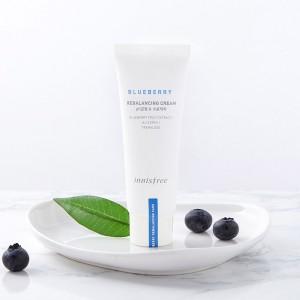 Балансирующий крем INNISFREE Blueberry Rebalancing Cream - 50 мл