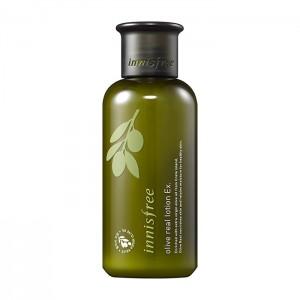 Увлажняющий лосьон с маслом оливы INNISFREE Olive Real Lotion Ex - 160 мл