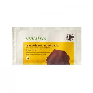 Очищающая полоска для носа с вулканическим пеплом INNISFREE Jeju Volcanic Nose Pack - 1 шт
