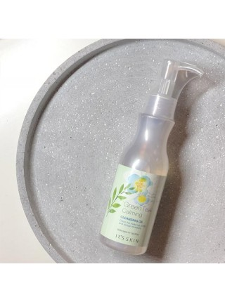 Гидрофильное масло It'S SKIN Greentea Calming Cleansing Oil - 145ml