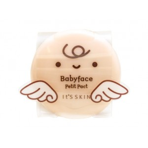 Компактная пудра IT'S SKIN Babyface Petit Pact - 5 гр