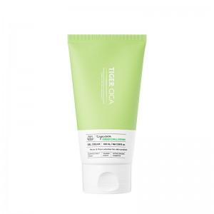 Успокаивающий крем для лица с центеллой IT'S SKIN Tiger Cica Green Chill Down Gel Cream 100мл