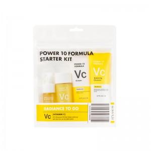 Набор миниатюр для лица с витамином С IT'S SKIN Power 10 Formula VC Starter Kit