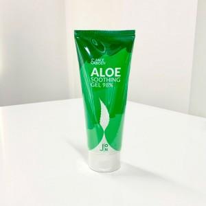 Гель универсальный с алоэ J:ON Face Body Aloe Soothing Gel 98% 200 мл