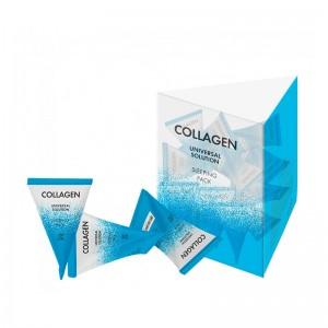 Ночная маска с коллагеном в пирамидке J:ON Collagen Universal Solution Sleeping Pack 5 гр