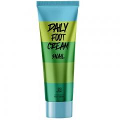 Крем для ног с муцином улитки J ON Snail Daily Foot Cream 100 мл