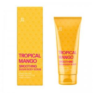 Скраб для тела с манго J:ON Tropical Mango Smoothing Sugar Body Scrub 250 мл
