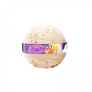 Бурлящая бомбочка для ванны с манго J:ON Spa Funky Mango 160 гр