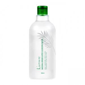 Очищающая вода для снятия макияжа L'ARVORE Natural Origin Super Cleansing Water  - 500 мл.