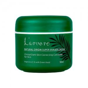 Крем для проблемной кожи лица  L'ARVORE Natural Origin Super Eraser Cream - 50 мл.