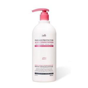 Кондиционер для поврежденных волос LADOR Damage Protector Acid Conditioner 530/900 мл.
