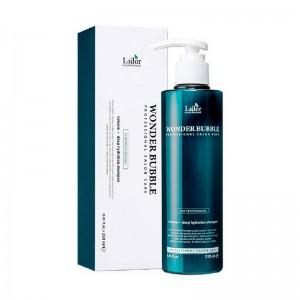 Увлажняющий шампунь для объема волос LADOR Wonder Bubble Shampoo 250 мл