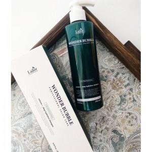 Увлажняющий шампунь для объема волос LADOR Wonder Bubble Shampoo 250/600 мл