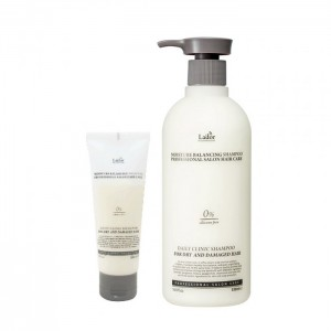 Увлажняющий шампунь для волос без силиконов LADOR Moisture Balancing Shampoo 100/530 мл
