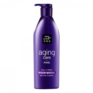 Антивозрастной укрепляющий бальзам-кондиционер MISE EN SCENE Aging Care Full and Thick Rinse  - 680ml