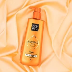 Питательный кондиционер для поврежденных волос MISE EN SCENE Perfect Serum Rinse  - 680мл