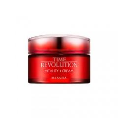 Антивозрастной крем для лица MISSHA Time Revolution Vitality Cream - 50 мл.