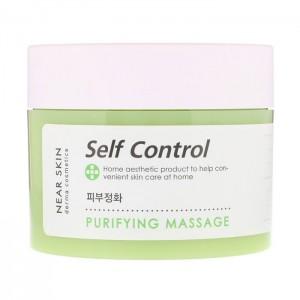 Очищающий массажный крем для лица MISSHA Near Skin Self Control Purifying Massage - 200 мл.