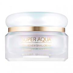 Регенерирующий крем для лица MISSHA Super Aqua Cell Renew Snail Cream - 47 гр.