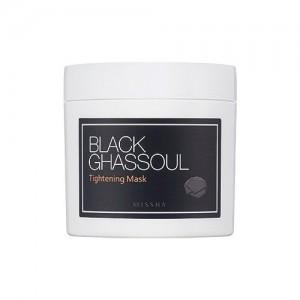 Маска с глиной Гассул для сужения пор MISSHA Black Ghassoul Tightening Mask - 95g