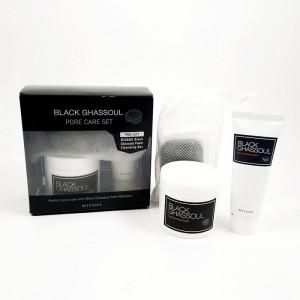 Набор по уходу за жирной кожей MISSHA Black Ghassoul Pore Care Set