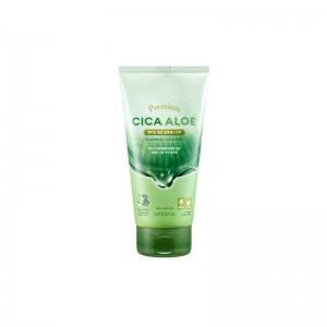 Пенка для умывания с алоэ MISSHA Premium Cica Aloe Foaming Cleanser 150 мл