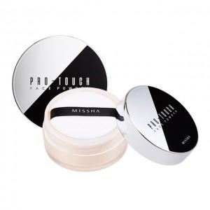 Рассыпчатая пудра для лица MISSHA Pro-Touch Face Powder SPF15 - 14 гр.