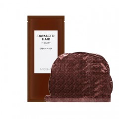 Паровая маска для поврежденных волос MISSHA Damaged Hair Therapy Steam Mask - 45 гр