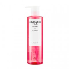 Шампунь для волос MISSHA Color Lock Hair Therapy Shampoo - 400 мл