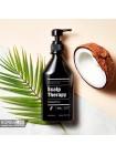 Укрепляющий шампунь для волос MISSHA Scalp Therapy Shampoo - 400ml