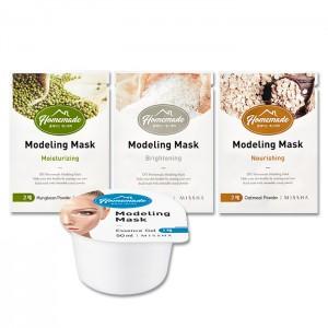 Альгинатная маска для лица MISSHA Homemade Modeling Mask - 50 мл. +5 гр.
