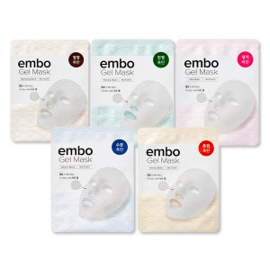 Гидрогелевая маска для лица MISSHA Embo Gel Mask - 30 гр.
