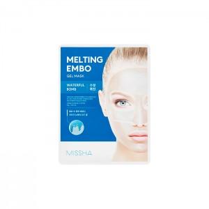 Гидрогелевая маска для лица MISSHA Melting Embo Gel Mask - 30 гр