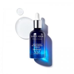 Сыворотка для лица MISSHA Super Aqua Ultra Hyalron Oil-Free Hydrating Ampoule 40 мл