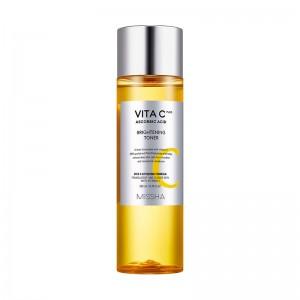 Осветляющий тонер с витамином С MISSHA Vita C Plus Brightening Toner 200 мл
