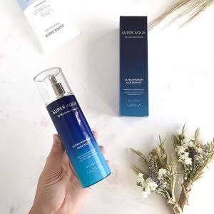 Увлажняющий тоник-эссенция для лица MISSHA Super Aqua Ultra Hyalron Skin Essence in Toner - 200 мл