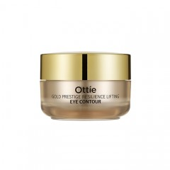 Крем для век против морщин OTTIE Gold Prestige Resilience Lifting Eye Contour - 30 мл