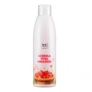 Эмульсия для лица для сухой и увядающей кожи OTTIE Acerola Vital Emulsion - 200ml