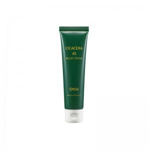 Крем для лица с центеллой Ottie Cicacera 45 Relief Cream 60мл