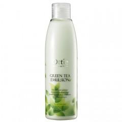 Увлажняющая эмульсия для лица с экстрактом зеленого чая OTTIE Green Tea Emulsion - 200ml