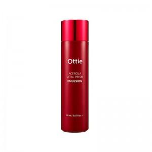 Витаминная эмульсия с ацеролой Ottie Acerola Vital Prism Emulsion 150мл