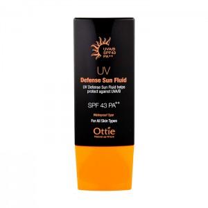 Водостойкий солнцезащитный флюид OTTIE UV Defense Sun Fluid SPF43 PA++ - 50мл