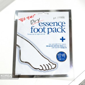 Маска-носочки для ног с сухой эссенцией PETITFEE Dry Essence Foot Pack - 40g