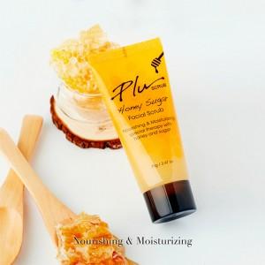 Медовый скраб для лица PLU Honey Sugar Facial Scrub - 70 гр.